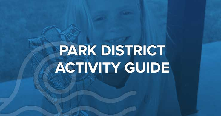 Park District Activity Guide